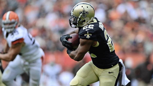 Report: Saints RB Ingram to miss a month