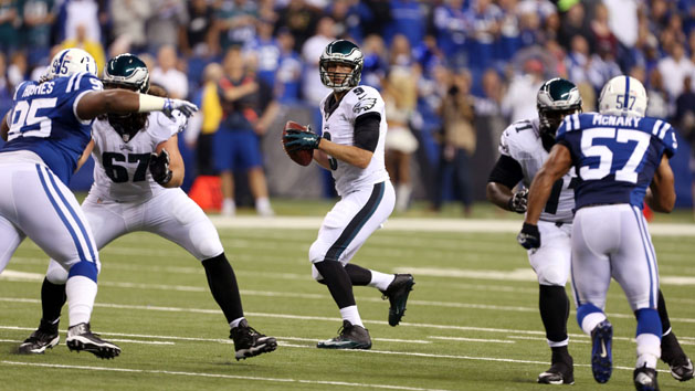 Eagles-Colts: What we learned