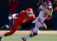 Cyclones lose leading WR for season