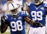 Timeline unclear on Colts' Mathis return to field