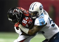 Titans LB Brown out for season