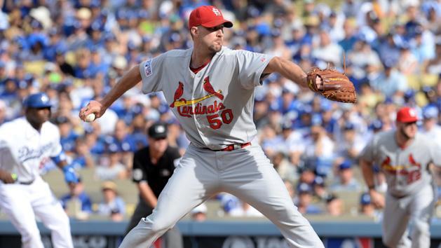 Wainwright returns to Florida, can resume throwing
