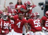 SEC West lands four in AP top five