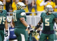 Baylor looking for next mountain to climb