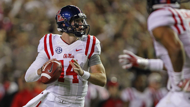 Ole Miss keying on what's ahead