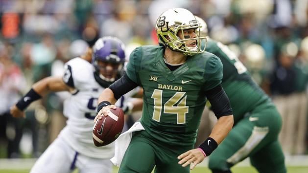 Baylor QB Petty expects to play
