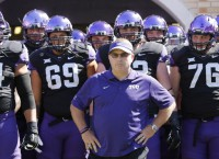 Bears ready for high-stakes brawl with TCU