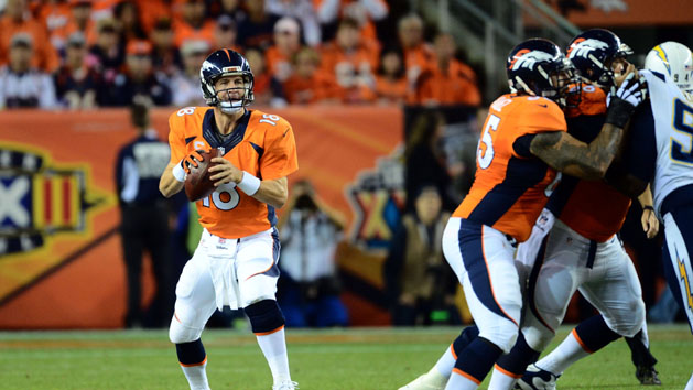 Broncos just too much for beat up Chargers