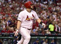 Cardinals lose 1B Adams for 3-4 months