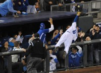 Moose's defense looms large for Royals