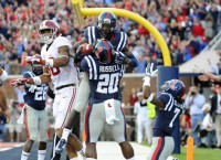 CFB News: Mississippi schools tied for No. 3 in poll