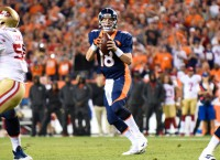Week 8 NFL Preview: Chargers at Broncos