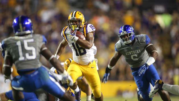 SEC Crystal Ball: LSU to upset Ole Miss?