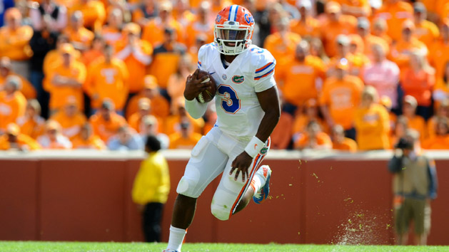 Gators to use two QBs against Missouri