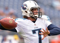 Mettenberger named Titans' starting QB