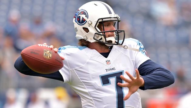 Mettenberger named Titans' starting QB