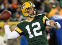 Rodgers named MVP by PFWA