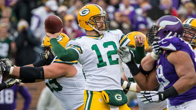 Packers climb NFC North mountain, want to stay
