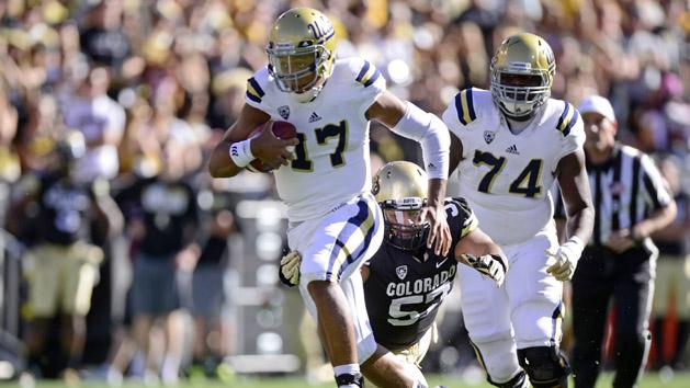 College Football News: UCLA's Hundley eyes draft