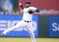 Report: Yankees chase Rangers SS Andrus
