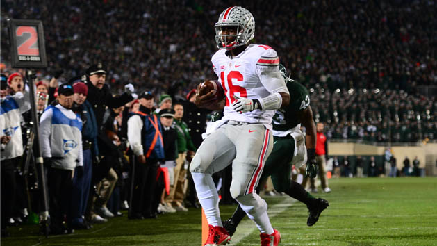 Ohio State QB Barrett will not play in spring game