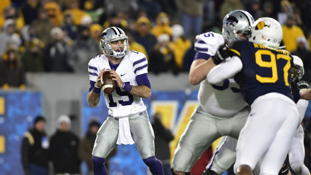 Kansas State holds off West Virginia 26-20