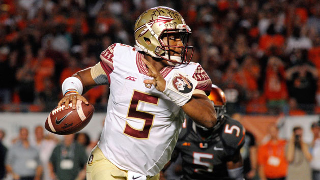 First and 20: Florida State back on top