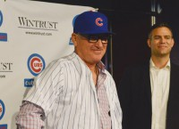 Report: Cubs  investigated for tampering