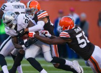Battered Browns prepare for Falcons