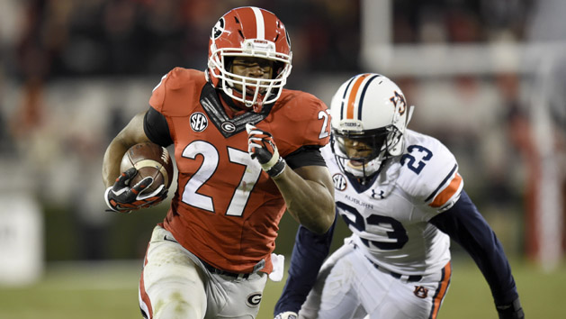 Chubb following in the footsteps of SEC greats