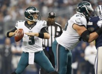 Sanchez expects Eagles QB competition