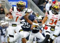 Report: Terps lose WR Diggs for season