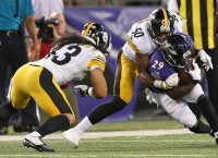 Steelers' Polamalu, Shazier out this week