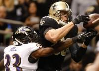 Forsett, Hill unlikely stars for Ravens