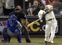 Marlins sign OF Morse to $8 million deal