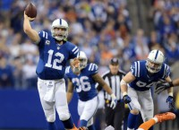 Colts exercise fifth-year option on QB Luck