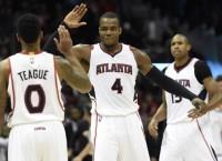 Three Hawks picked as All-Stars