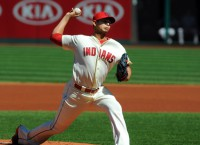 Indians' Carrasco holds key to rotation's success