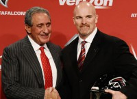 Falcons targeting athletes to fit new schemes
