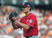 RHP Clippard agrees to one-year deal with A's