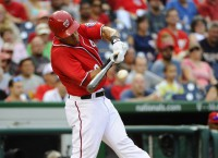 Desmond a steady offensive performer for Nats