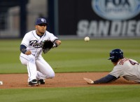 Amarista proving to be the answer at SS for Padres