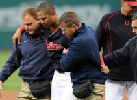 Carrasco 'dodges big bullet' after being hit in jaw