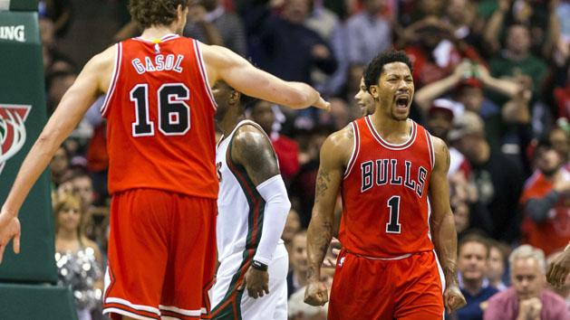 NBA Game Recaps: Bulls need two OTs to top Bucks