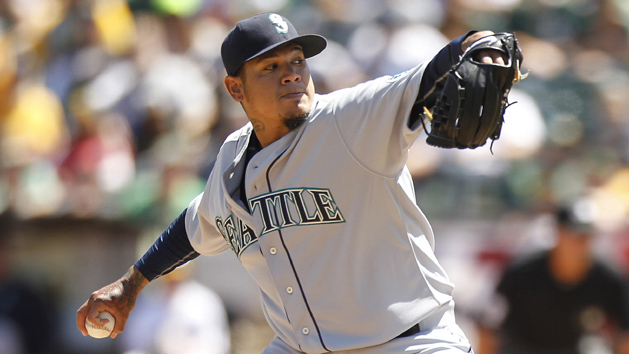 Mariners ace Hernandez ready to pitch Saturday