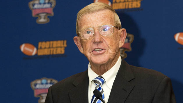 Holtz out as ESPN college football analyst