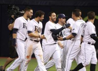 Rays beat Red Sox on walk-off single by Rivera