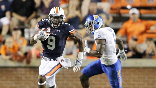 Auburn's prestigious RB spot up for grabs