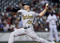Kazmir continues dominance over Astros