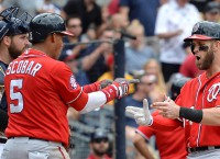 Nationals hot-hitting OF Harper 'locked-in'